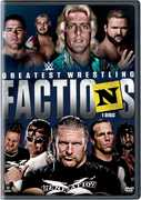 WWE: Presents Wrestling's Greatest Factions