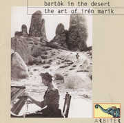 Art of Iren Marik: Bartok in the Desert
