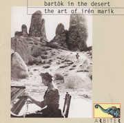 Art of Iren Marik: Bartok in the Desert