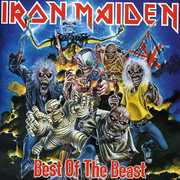 Best of the Beast [Import] , Iron Maiden