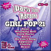 Party Tyme Karaoke: Girl Pop 21 /  Various