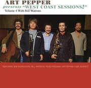 "Art Pepper Presents ""West Coast Sessions!"" Volume 4: Bill Watrous , Art Pepper"
