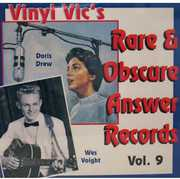 Vinyl Vic's Number 09 Rare Answer