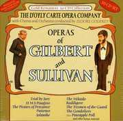 Operas of Gilbert & Sullivan