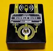 Third Man Records Black Bumble Buzz Guitar Pedal