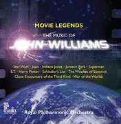 Movie Legends: The Music of John Williams (Original Soundtrack)