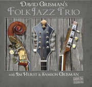 David Grisman's Folk Jazz Trio