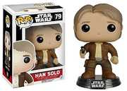 FUNKO POP! STAR WARS: Han Solo