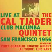 Live at the Club MacUmba San Francisco 1956