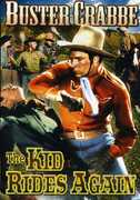 """The Kid Rides Again , Larry """"Buster"""" Crabbe"""