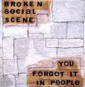 You Forgot It in People