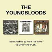 Rock Festival /  Ride The Wind /  Good & Dusty [Import] , The Youngbloods