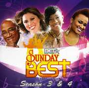 Bet Sunday Best 3 and 4 , Various Artists