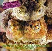 Mating Sounds of South American Frogs