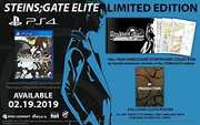 Steins; Gate Elite - Limited Edition for PlayStation 4