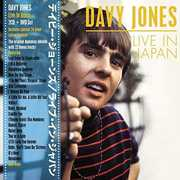 Live In Japan (Includes DVD, NTSC Reg 0) [Import] , Davy Jones