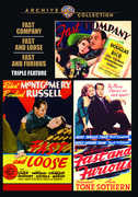 Fast Company /  Fast and Loose /  Fast and Furious , Melvyn Douglas