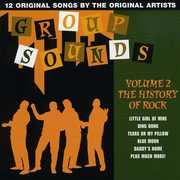 History of Rock 2: Group Sounds /  Various