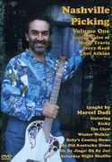 Nashville Picking: Volume 1: Guitar Solos of Merle Travis, Jerry Reed , Marcel Dadi