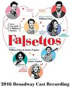Falsettos (2016 Broadway Cast Recording) , William Finn