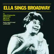 Ella Sings Broadway /  Ella Swings Gently With Nelson [Import] , Ella Fitzgerald