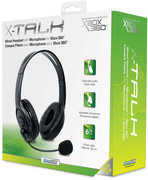 DreamGear X-Talk Stereo Headset for Xbox 360