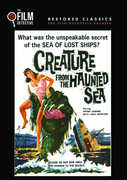 Creature From the Haunted Sea , Betsy Jones-Moreland
