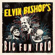 Elvin Bishop's Big Fun Trio