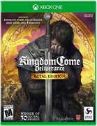 Kingdom Come Deliverance Royal Edition for Xbox One
