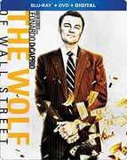 The Wolf of Wall Street (Steelbook) , Leonardo DiCaprio