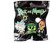 FUNKO KEYCHAIN PLUSH: Rick & Morty Blind Bag