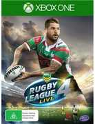 Rugby League Live 4 [Import]