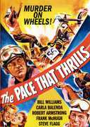 The Pace That Thrills , Bill Williams