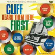 Cliff Heard Them Here First /  Various [Import]