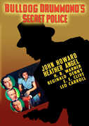 Bulldog Drummond's Secret Police , John Howard
