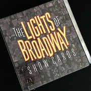 Lights of Broadway: Official Binder