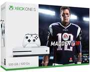 Microsoft Xbox One S 500GB Console - Madden 18 Bundle