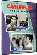 Cantinflas Double Feature - El Senor Fotografo /  Si Yo Fuera Diputado
