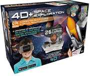Utopia ETVRARSPAC Augmented Reality Flashcards and VR Headset Space Bundle