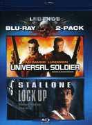 Universal Soldier /  Lock Up , Jean-Claude Van Damme