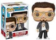 FUNKO POP! MARVEL: Spider-Man - Tony Stark