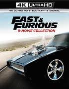 Fast And Furious 8-Movie Collection