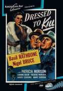 Dressed to Kill , Basil Rathbone