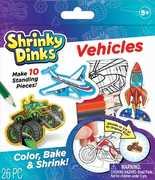 Shrinky Dinks Vehicles