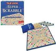 Tile Lock Super Scrabble