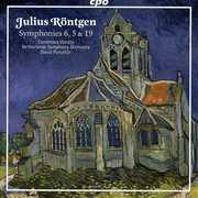 Symphonies 6 & 5 & 19 , David Porcelijn