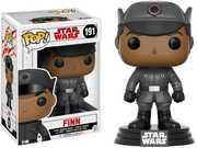 FUNKO POP! STAR WARS: The Last Jedi - Finn
