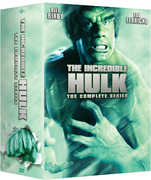 The Incredible Hulk: The Complete Series , Bill Bixby