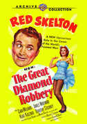 The Great Diamond Robbery , Red Skelton