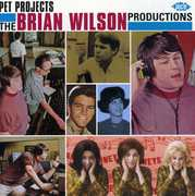 Pet Projects: Brian Wilson Productions /  Various [Import]